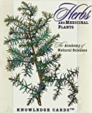 Herbs and Medicinal Plants: The Academy of Natural Sciences Knowledge Cards™ (0764915967) by Pomegranate