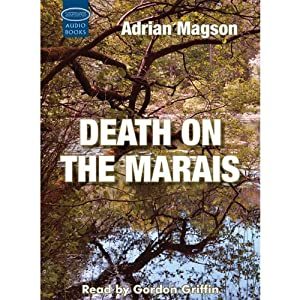 Death on the Marais | [Adrian Magson]