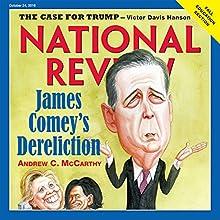 National Review - October 24, 2016 Périodique Auteur(s) :  National Review Narrateur(s) : Mark Ashby