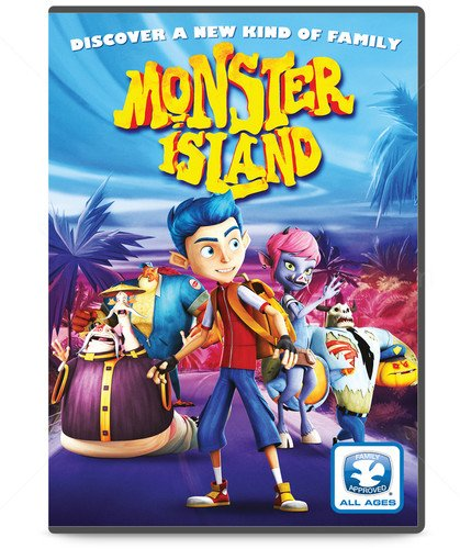 DVD : Monster Island