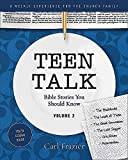 img - for Table Talk Volume 2 - Teen Talk Youth Leader Guide: Bible Stories You Should Know book / textbook / text book