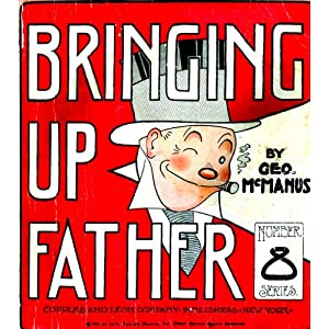 George McManus' Bringing up Father strip now on CD-ROM