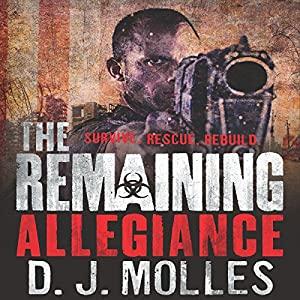 The Remaining: Allegiance Audiobook