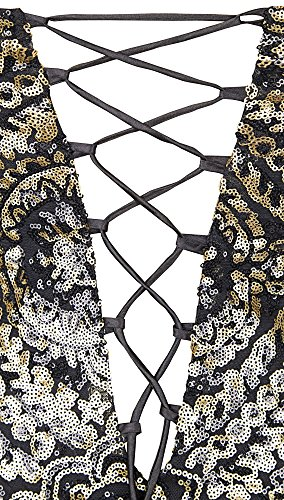 Angel-fashions-Womens-Sleeveless-V-Neck-Sequins-Lace-Up-Patterned-Prom-Dress