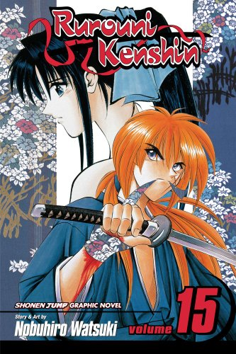 Rurouni Kenshin, Vol. 15