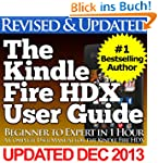 The Kindle Fire HDX User Guide (Begin...