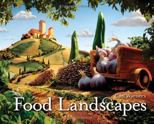 Carl Warner&#8217;s Food Landscapes