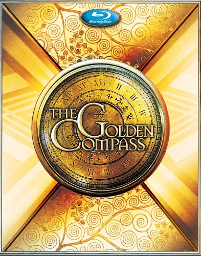 Cover art for  The Golden Compass [Blu-ray]