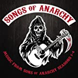 Sons of Anarchy: Seasons 1-4par Various Artists