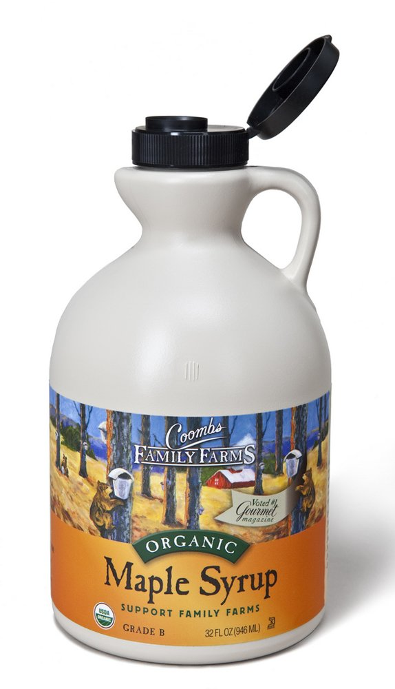 Coombs Family Farms 100% Pure Organic Maple Syrup