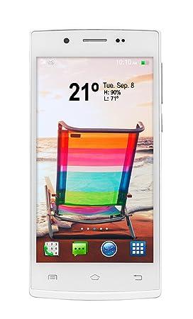 Woxter Zielo Q23 Smartphone débloqué (4.5 pouces - 8 Go) Blanc (import Espagne)