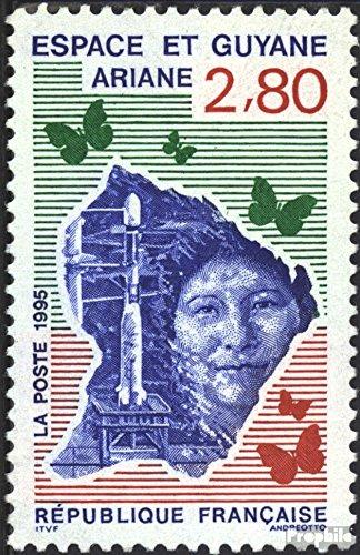 Frankreich 3082 (kompl.Ausg.) postfrisch 1995 Satellit (Briefmarken für Sammler)