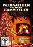 DVD Cover 'Weihnachten am Kaminfeuer