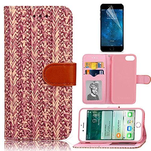 iphone-7-hulleiphone-7-caseiphone-7-leder-wallet-tasche-brieftasche-schutzhullepershoo-schon-rosa-ho