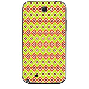 Skin4Gadgets ABSTRACT PATTERN 41 Phone Skin STICKER for SAMSUNG GALAXY NOTE 2 (N7100)