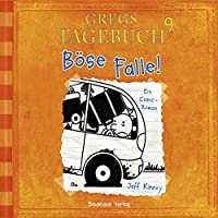 Böse Falle! (Gregs Tagebuch 9) Hörbuch