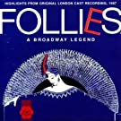 Follies (Highlights From Original London Cast Recording, 1987) (CD)