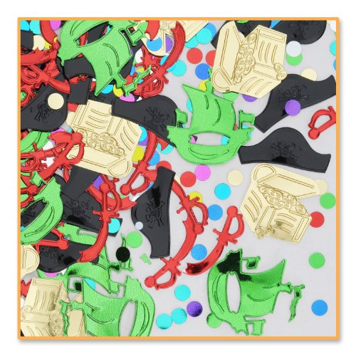 Beistle CN144 Pirate Party Confetti