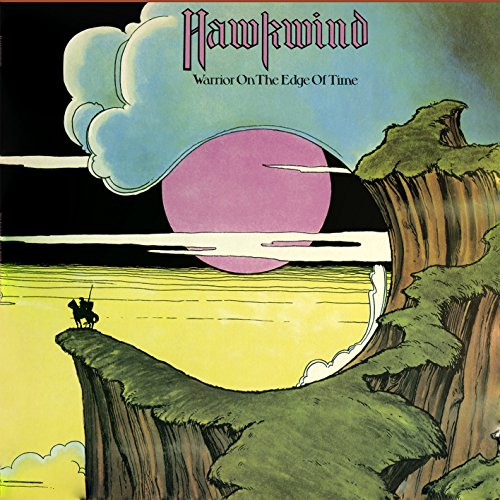 Original album cover of Warrior On The Edge Of Time by Hawkwind