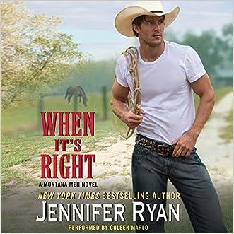 When It's Right (Montana Men series, Book 2)
