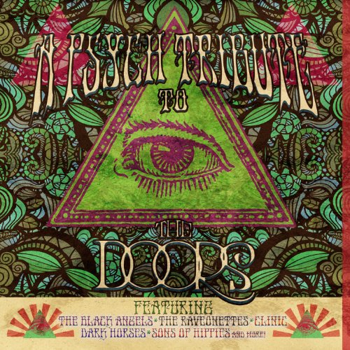 Sale alerts for Cleopatra Records A Psych Tribute To The Doors [VINYL] - Covvet