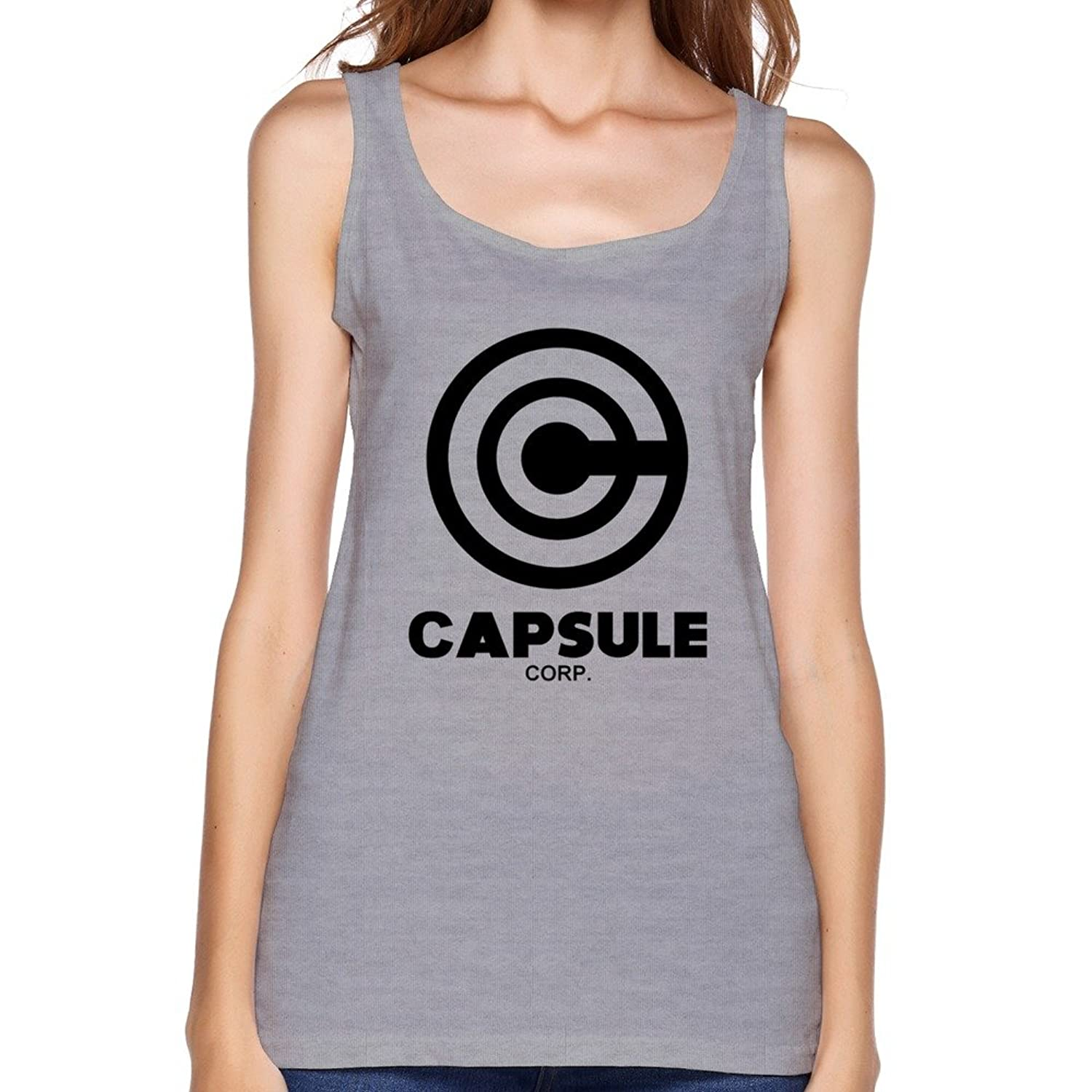 Capsule Corps Shoes z Capsule Corp Tank Top