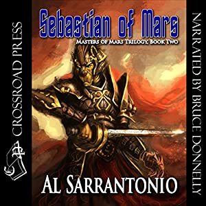 Sebastian of Mars Audiobook