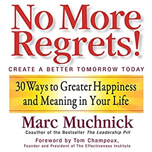 No More Regrets Audiobook