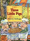 The Three Little Pigs (0064437795) by Kellogg, Steven