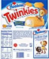 Hostess Twinkies 10 ct Sponge Cake with Creamy Filling 13.5 oz by Hostess