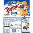 Hostess Twinkies 10 ct Sponge Cake with Creamy Filling 13.5 oz