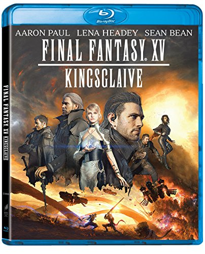 final fantasy xv - kingsglaive blu ray BluRay Italian Import