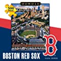 Jigsaw Puzzle - Boston Red Sox 500 Pc By Dowdle Folk Art