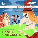 Hänsel und Gretel (Taschenphilharmonie: Große Musik für kleine Hörer) Hörspiel von Engelbert Humperdinck, Peter Stangel Gesprochen von: Peter Stangel