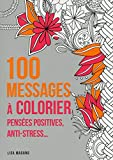 100 messages à colorier