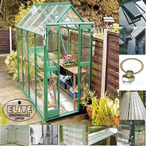 Compact Greenhouse Package 6' 5