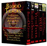 img - for Blood Tracks: Five Furious Novellas with a Rock n' Roll Attitude (Boxed Set) book / textbook / text book