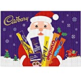 Cadbury Medium Selection Box Christmas Santa