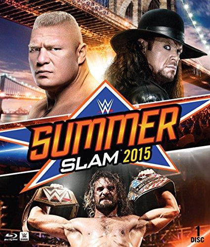 WWE: SummerSlam 2015 (Blu-ray)