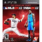 NEW 2K Sports MLB2K13 and NBA2K13 Combo Pack (PlayStation 3)