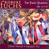 Fuchs: the Piano Quartet