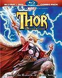 Thor: Tales of Asgard (Blu-ray + DVD)