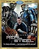 Real Steel (Three-Disc Combo: Blu-ray/DVD + Digital Copy)