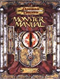 Monster Manual: Core Rulebook III (078692893X) by Cook, Monte
