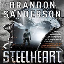 Steelheart: The Reckoners, Book 1 (       UNABRIDGED) by Brandon Sanderson Narrated by MacLeod Andrews