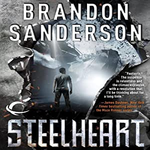 Steelheart Audiobook