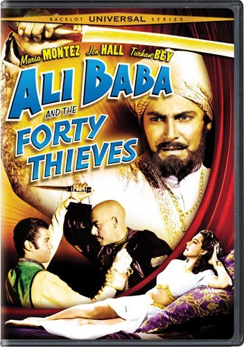 Ali Baba & The Forty Thieves [DVD] [1944] [Region 1] [US Import] [NTSC]