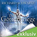 Die Weiße Flamme (Die Götterkriege 2) Audiobook by Richard Schwartz Narrated by Michael Hansonis