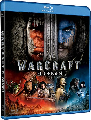 Warcraft : El Origen Warcraft The Beginning [Non-usa Format: Pal -Import- Spain ]