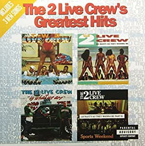 2 live crew greatest hits vinyl 2 live crew amazon. Black Bedroom Furniture Sets. Home Design Ideas